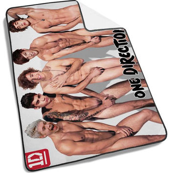 One direction hot pose Blanket