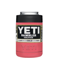 Custom Designed YETI Salmon Colster Can Cooler & Bottle Insulator
