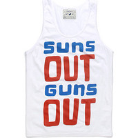 Wellen Suns Out Guns Out Tank at PacSun.com