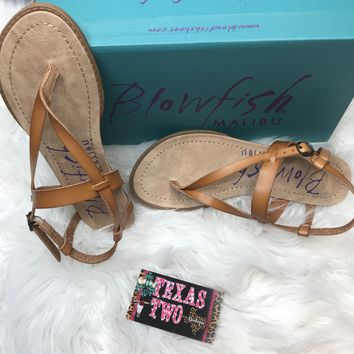 Blowfish Malibu Berg Desert Sand Sandals (7-11)