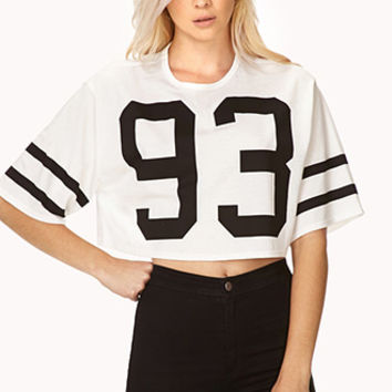Star Player Crop Top