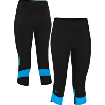 Under Armour Women's UA FlyBy Compression Capris Dick's Sporting Goods