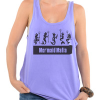 Mermaid Mafia - Tank Top