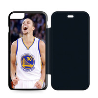 Stephen Curry Basketball Player Flip iPhone 6 Plus | 6S Plus Case