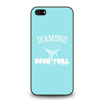 DIAMOND BEEN TRILL iPhone 5 / 5S / SE Case Cover