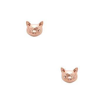 Marc by Marc Jacobs Jewelry Women's Rue Stud Earrings - Gold