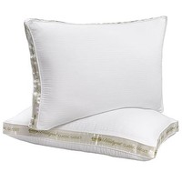 Beautyrest Pima Cotton Firm Standard Pillow Twinpack