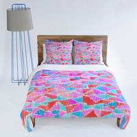 DENY Designs Home Accessories | Amy Sia Scribbles Duvet Cover