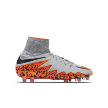 Nike Jr. Hypervenom Phantom II  Kids' Firm-Ground Soccer Cleat