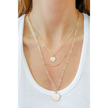 Need To Know Necklace