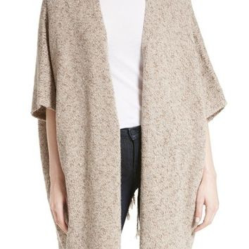 Joie Lucrece Poncho Cardigan | Nordstrom