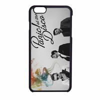 Panic At The Disco Too Weird To Live Cover iPhone 6 Case