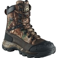 "Irish Setter Men's Grizzly Tracker 9"" Insulated Field Boot - Brown/RealTree 