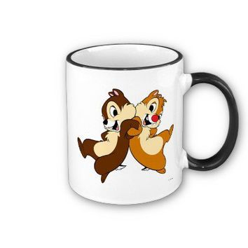 Disney Chip and Dale Mugs from Zazzle.com