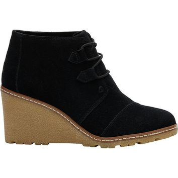 Desert Wedge Boot - Women's