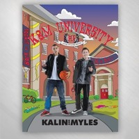 Kalin and Myles - University Poster [KAMN4008]: Now Just $10.00