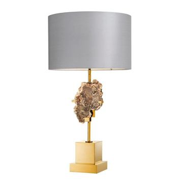 Petrified Wood Table Lamp | Eichholtz Divini