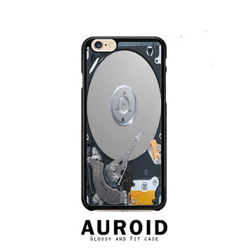 Hard Drive without Casing iPhone 6 Plus Case Auroid