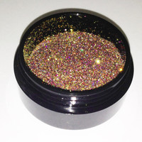Gold Gone Wild Glitter Loose Cosmetic Glitter Eyeshadow Eyeliner Nail Art Makeup