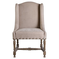 Lyra Accent + Dining Chair