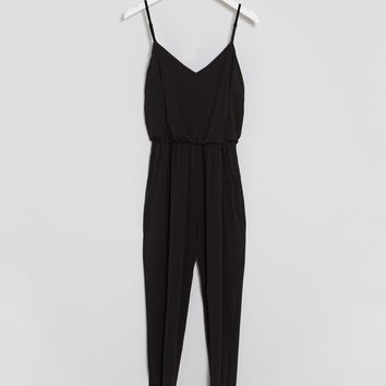 Tapered Jumpsuit - Matalan