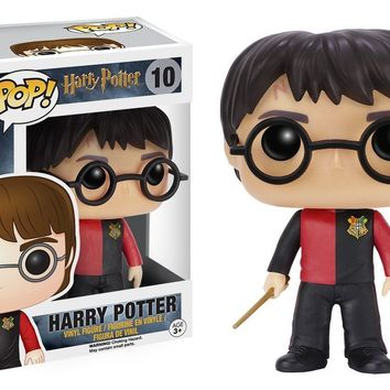 Harry Potter Triwizard Tournament Uniform Funko Pop! #10