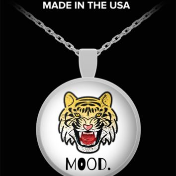 TIGER CURRENT MOOD NECKLACE