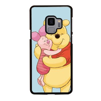 WINNIE THE POOH AND PIGLET Samsung Galaxy S4 S5 S6 S7 S8 S9 Edge Plus Note 3 4 5 8 Case Cover