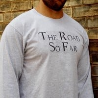 Supernatural The Road So Far Long Sleeve Shirt from Evangelina's Closet