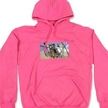 The Lord Of The Rings Adventure Time Women'S Hoodie