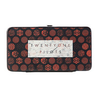 Twenty One Pilots Circles Hinge Wallet
