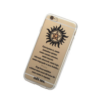 iPhone 6, 6 Plus Supernatural Anti Possession Case