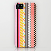 Washi Tape iPhone & iPod Case by Louise Machado