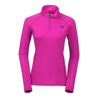 The North Face Expedition L/S Zip Neck - Women's