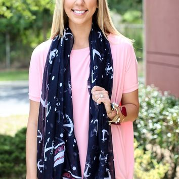 Sink Or Swim Scarf