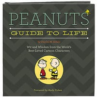 PEANUTS™ Guide To Life Book