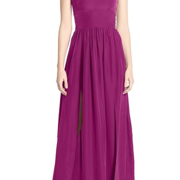 A by Amanda 'Rio' Halter Maxi Dress | Nordstrom
