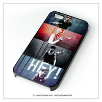 5Sos She Looks So Perfect  iPhone 4 4S 5 5S 5C 6 6 Plus , iPod 4 5 , Samsung Galaxy S3 S4 S5 Note 3 Note 4 , HTC One X M7 M8 Case