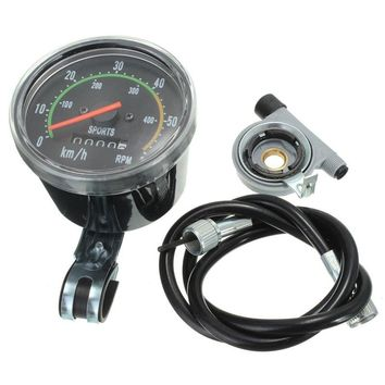 UpperX Mechanical Odometer Speedometer Resettable RPM For Bicycle Bike Motorcycle Bicycle Accessories Cycling Parts