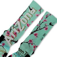 Arizona Tea Customized Nike Elite Socks!!