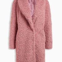 Buy Pink Faux Fur Coat from the Next UK online shop