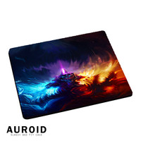 World of Warcraft Mage Mousepad Mouse Pads Auroid
