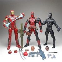 The Marvel Legends Action Figures Collectibles
