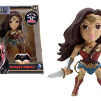 JADA DIECAST BATMAN VS SUPERMAN M3 WONDER WOMAN