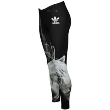 adidas Originals Rita Ora White Smoke Leggings - Women's at Lady Foot Locker