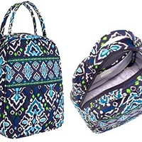 Vera Bradley Lunch Bunch in Ink Blue