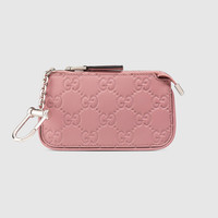 Gucci - Gucci Signature leather key case