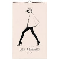 2015 Les Femmes Wall Calendar by Garance Doré | Made in USA