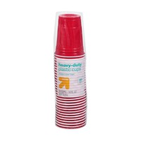 up & up™ Disposable Red Cups - 18 oz - 30 Count : Target
