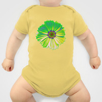 Colored Flower Onesuit by Beach Bum Pics